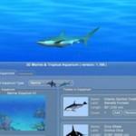 Crawler 3D Marine Aquarium 1.0