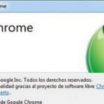 Google Chrome 7.0.517.41 Estable